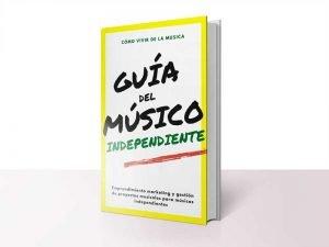 libro guía del músico independiente https://guiadelmusico.es/